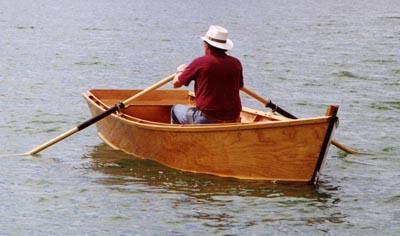 Row boat kits canada